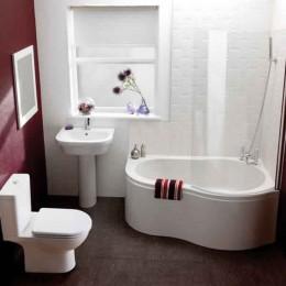 Дизайн маленького туалета – о чем нужно помнить?