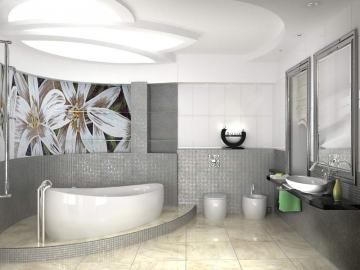 Что включает в себя интерьер ванной комнаты?