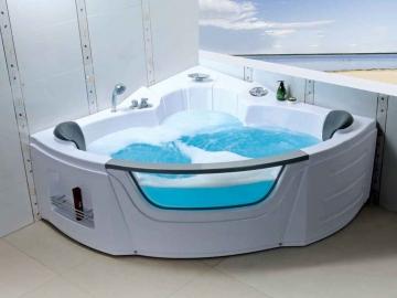 Как правильно выбрать гидромассажную ванну