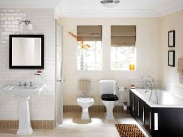 Сантехника, необходимая для ванной комнаты