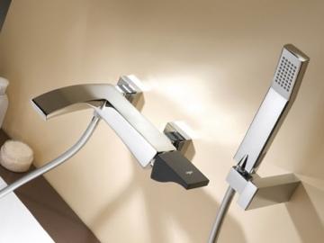 Рекомендации по выбору смесителей для ванны